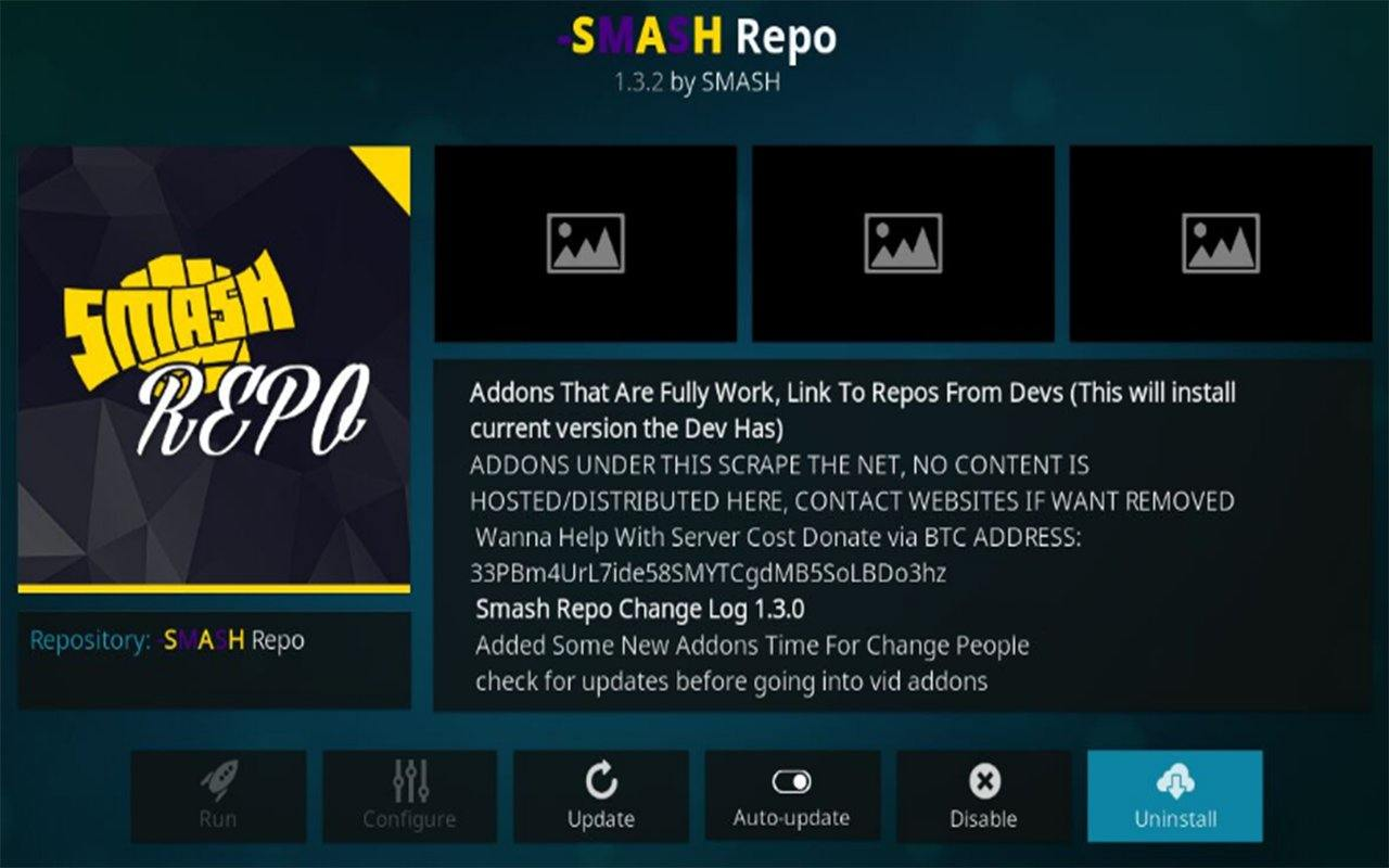 Installing Kodi Repositories