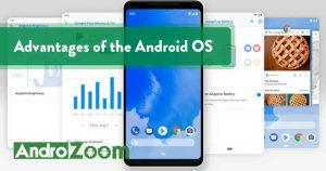 Advantages of the Android OS