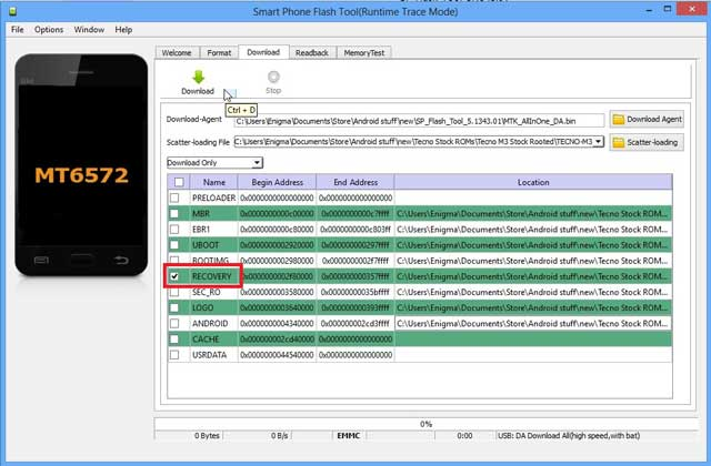 SP Flash Tool - The Ultimate Guide + Download Link